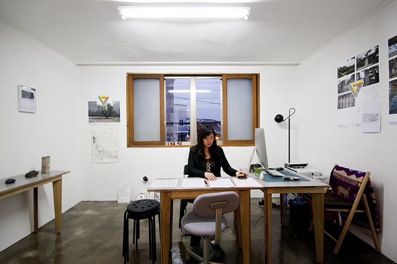 Work on Work, Seoul 2013